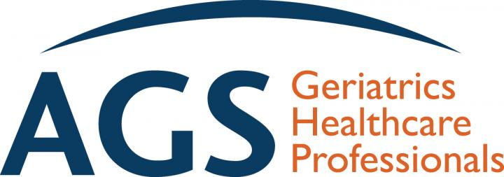 AGS Geriatrics Healthcare Professionals logo